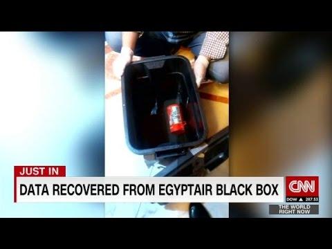 Data recovered from EgyptAir Flight 804 black box