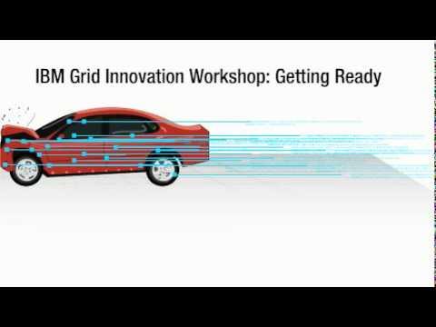 IBM Grid Computing demo