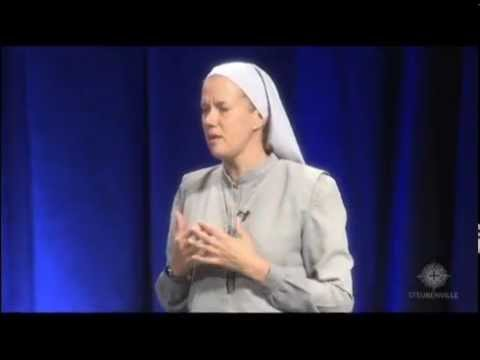Sister Miriam Heidland - Sunday Women's Session - Steubenville Main Campus 2 2014