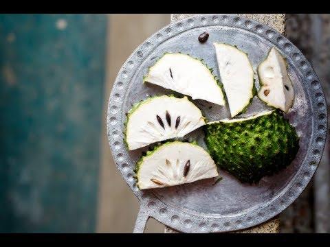 Гуанабана  фрукт о котором вы должны узнать