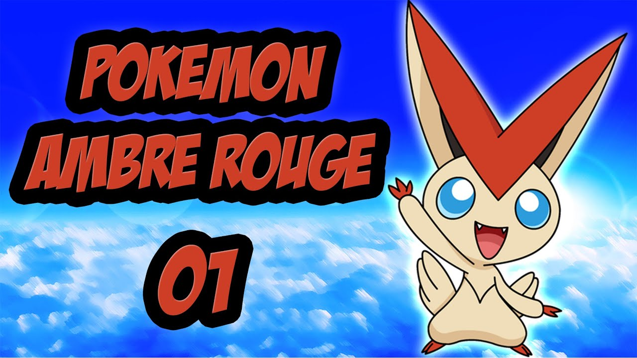 pokemon version ambre rouge gba