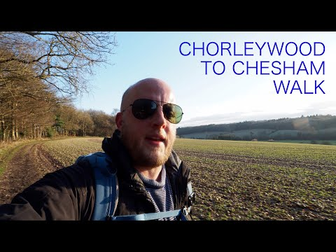 Chorleywood to Chesham Walk | Walks Near London | E-M5 Mark III Vlog
