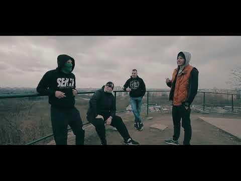 """RSB ft. SrN, WUEM ENCEHA- """"Przesiąknięci iluzją"""" Prod. BANDYTA ( Oficjalny klip)"""
