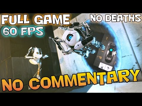 Portal 2: Co-Op - Full Game Walkthrough