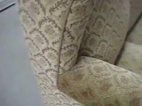 sehr grosse 3 er couch stil sofa mit hoher r ckenlehne mvi 4394 ex. Black Bedroom Furniture Sets. Home Design Ideas