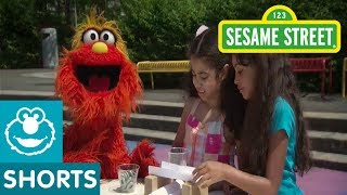 Sesame Street: Building Bridges | Murray's Science Experiments