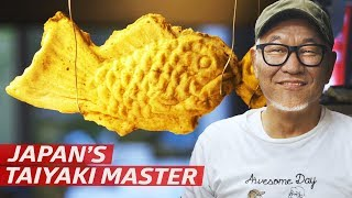 How Taiyaki, One Of Tokyo's Favorite Street Foods, Is Made — First Person