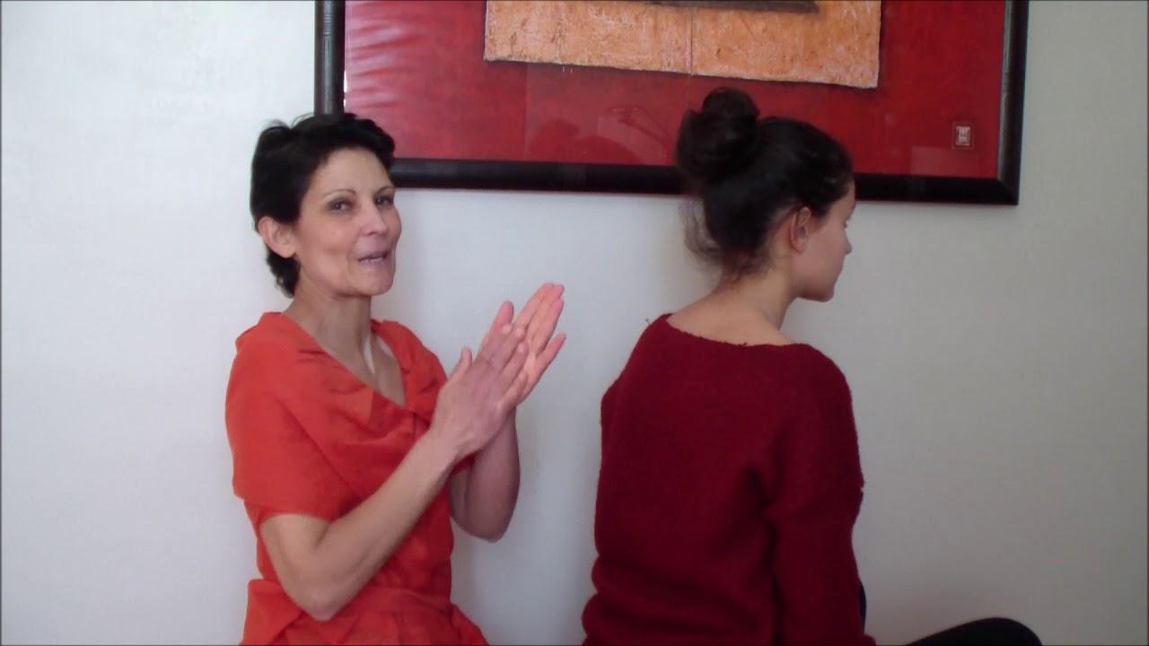 Massage Parents Enfants Part1