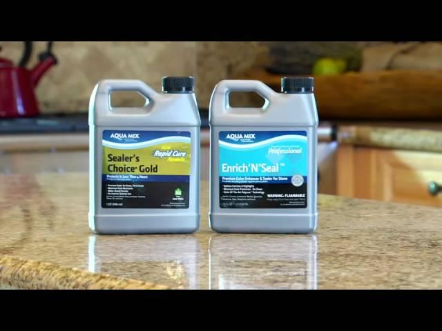 aqua mix sealer s choice gold