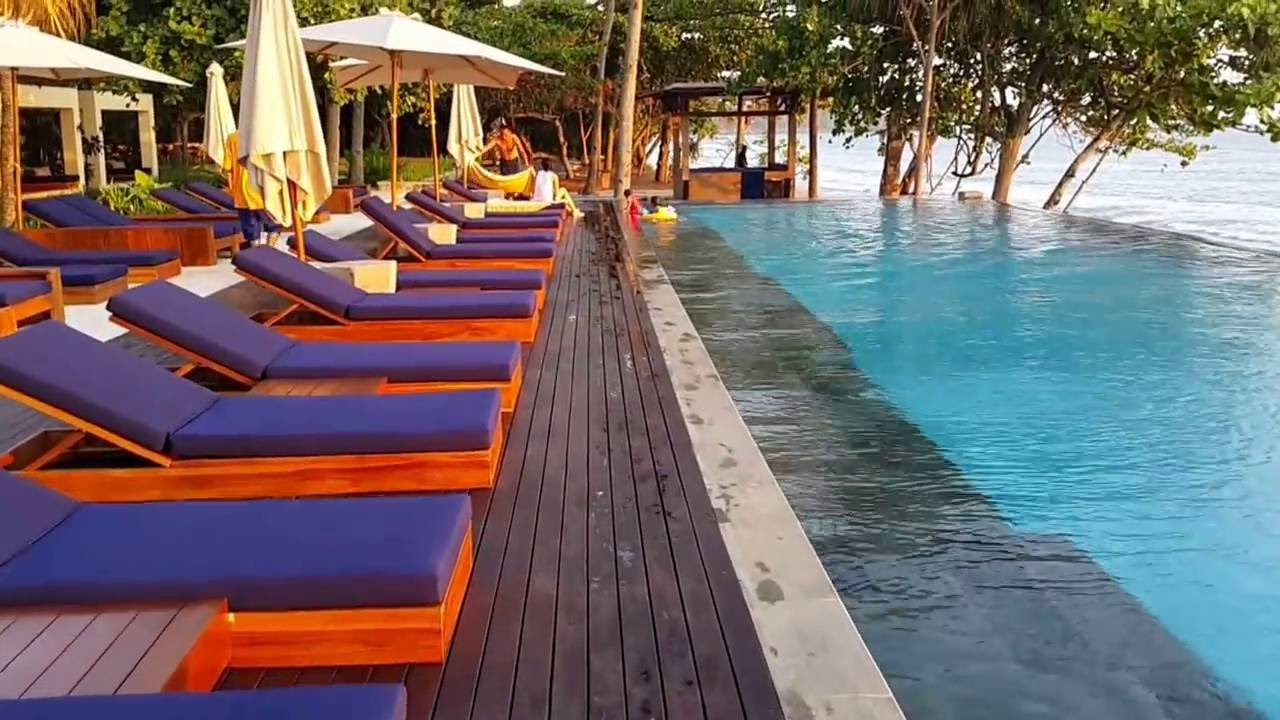 Katamaran Resort Lombok Youtube