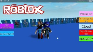 ROBLOX: Parkour-fled the IPHONE!!!