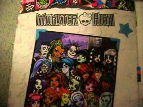 Toute les monster high qui existe leur nom youtube - Toutes les monster high ...