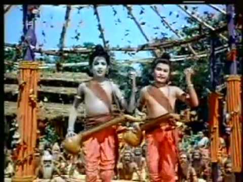 Lava Kusa Old  Telugu Movie Song   Classic