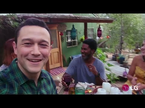 LG V30 x hitRECord: Shot on V30 with Joseph Gordon Levitt