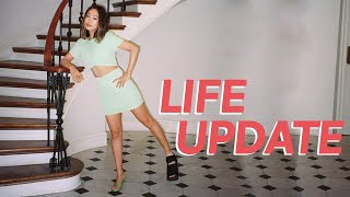 LIFE UPDATE: My ankle surgery & missing fashion week