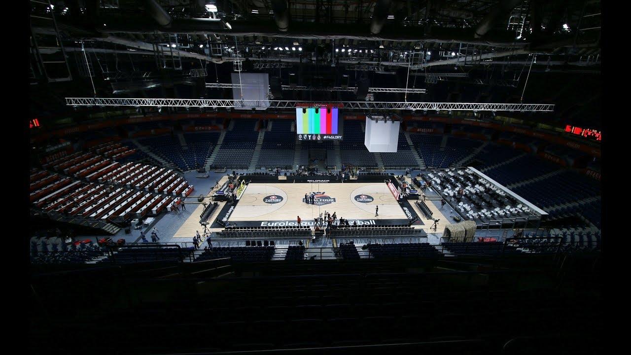 """""""Štark"""" arena: Pamatykite, kur vyks Eurolygos finalo ketvertas"""