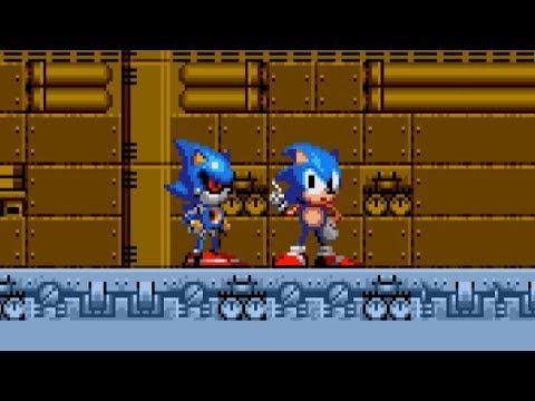 Sonic 2 CD Remix | Sonic Hacks ⮚ Gameplay