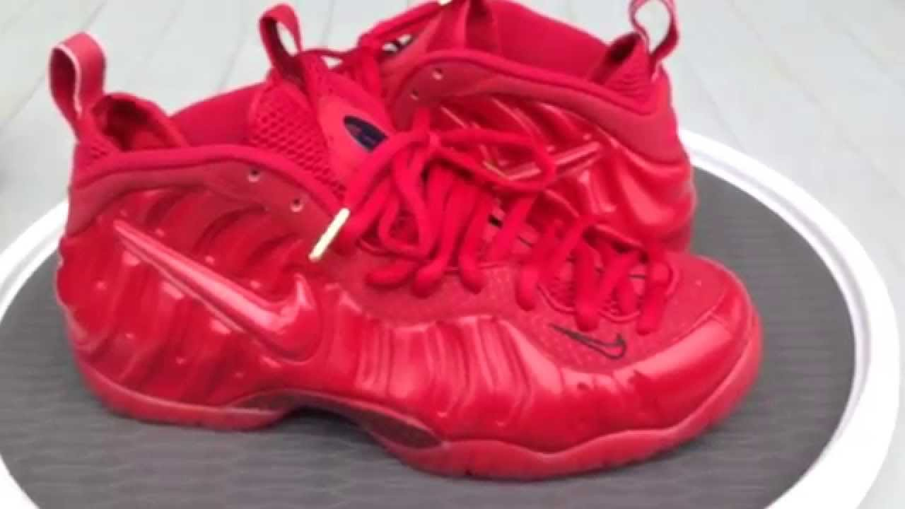 check out b7912 f1b4d Nike Foamposite Pro