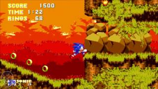 Sonic 3 and Knuckles | PC Gameplay | 1080p HD | Max Settings