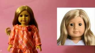 My American Girl Doll Number 24 Review JLY MYAG MAG & GT item number F1223