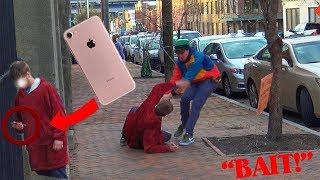 Iphone Trip Wire Prank
