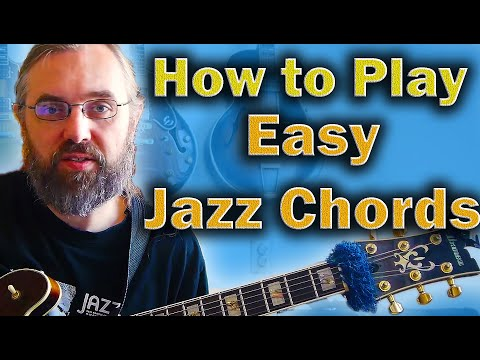 How to play Jazz Chords on Guitar