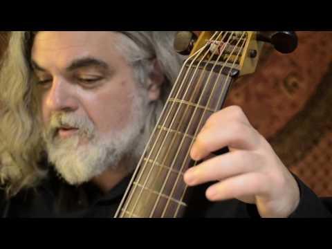 Fantasia Nro 1 en Do menor para viola da gamba sola - G.P. Telemann