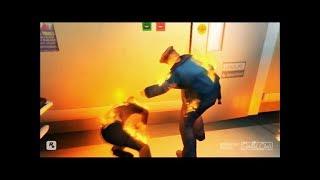 GTA 4 - Трюки, Аварии и Приколы! [#17]