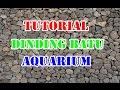 TUTORIAL MEMBUAT BACKGROUND DINGIN AQUARIUM