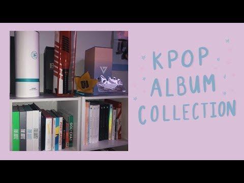 kpop-collection-(albums-+-lightsticks)-|-album-giveway!-♡