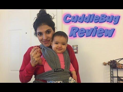 e41262e5d1f CuddleBug Review Baby Wrap