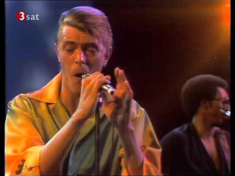 David Bowie – The Jean Genie (Live Musikladen 1978)