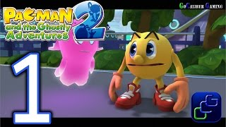 Pac-Man and the Ghostly Adventures 2 Walkthrough - Gameplay Part 1 - Pac Patrol