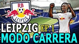¡PRIMEROS FICHAJES! | FIFA 18 MODO CARRERA LEIPZIG EP.1