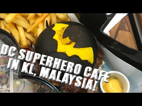 Dc comics superheroes store malaysia