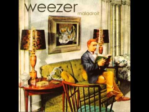 Weezer - Love Explosion