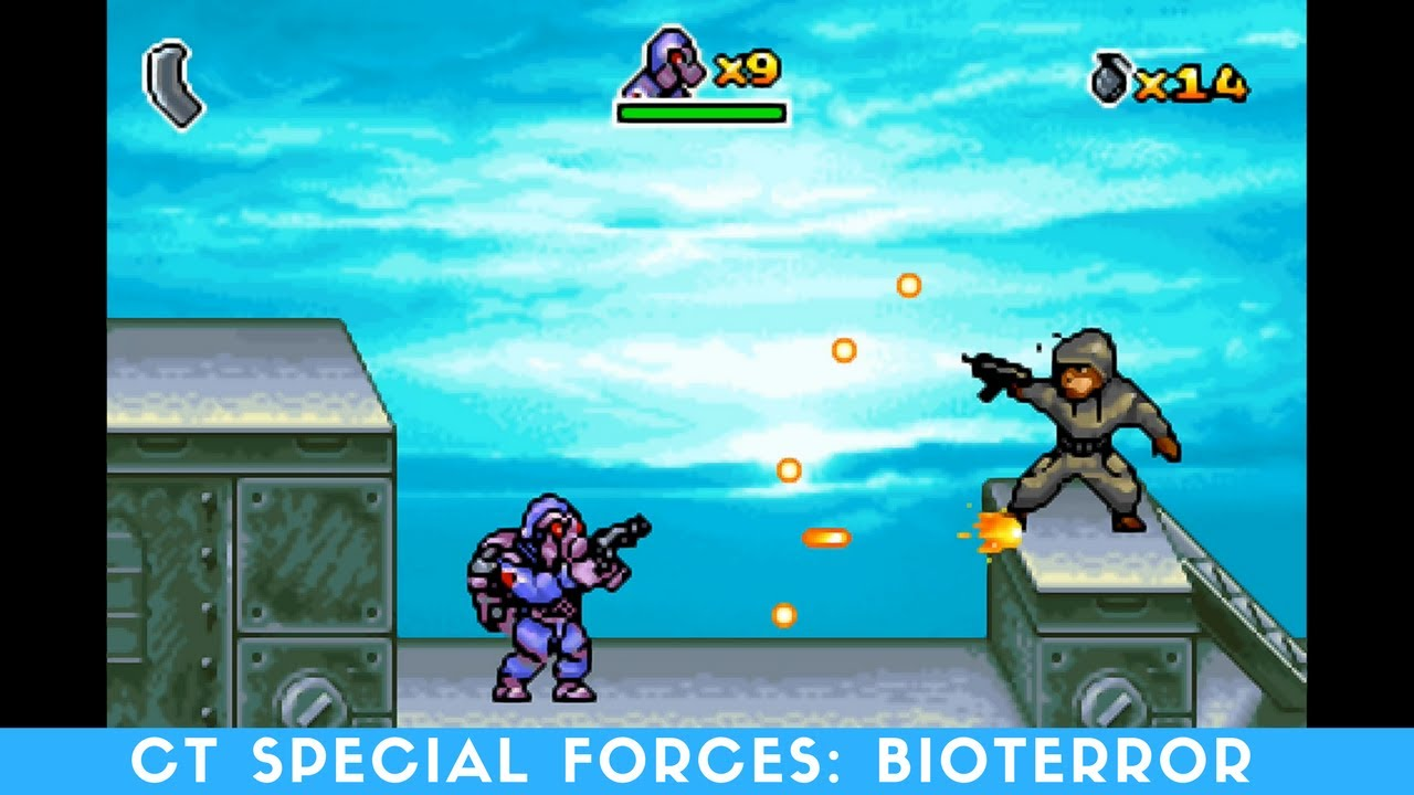 CT Special Forces: Bioterror