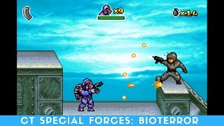 GBA Longplay #31: Special CT Forces 3: Bioterror
