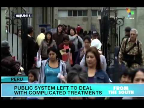 Peru: Health System Suffers as Funds Moved to Private Hospitals