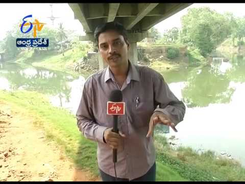 Canals Turns Into Drainage | Drain water Entering into Canals in Vijayawada | ETV Special Report
