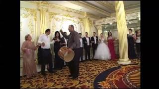Свадьба Тимура и Марины часть 1 Москва 26.08.2014