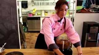 Black Bean Brownies Recipe - By The Real Food Academy
