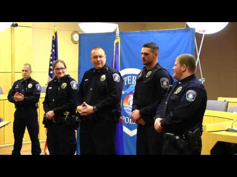 Superior Law Enforcement Recognition Ceremony