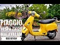 Piaggio Vespa Zx 125 2019 Ride Review | Price | Specifications | Comfort And More