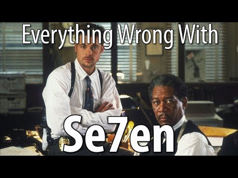 Everything Wrong With Se7en In 18 Minutes Or Less