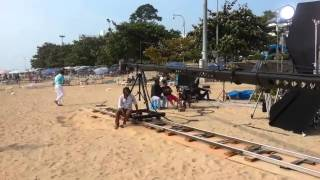 Снимают индийское кино в Паттайе 20150217 155353