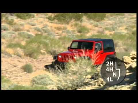 2013 Jeep Wrangler | Manual Four Wheel Drive