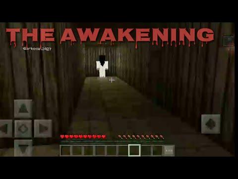 Minecraft horror map (the awakening beta)