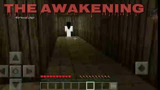 Minecraft horror map (the awakening )