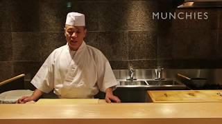 Как правильно есть суши — урок от японского шеф повара русские субтитры1